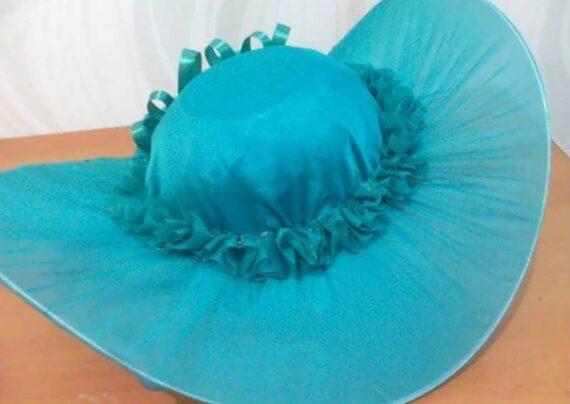 آموزش درست کردن کلاه عروس