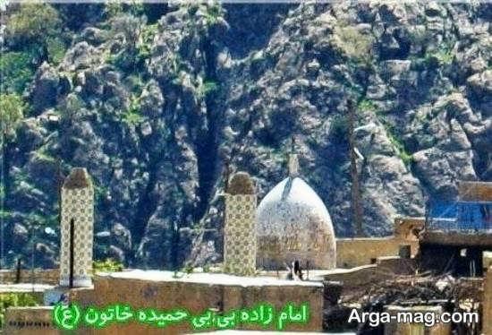 آبادی مارین یکی از جاذبه های تاریخی و فرهنگی و هنری