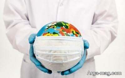 نحوه استفاده از بیماران تنفسی از ماسک