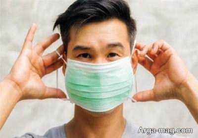 ماسک و مشکلات ناشی از آن