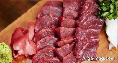 معنای خواب گوشت خام چیست؟