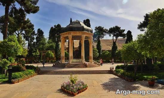 حافظیه شیراز یکی از جاذبه های پربازیددی و منحصر به فرد فارس و ایران