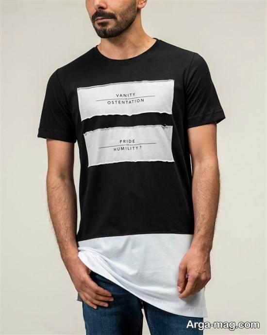 مجموعه تیشرت مردانه یقه گرد