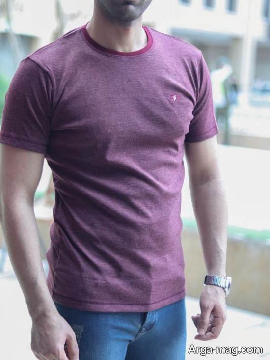 طرح های متنوع تیشرت مردانه