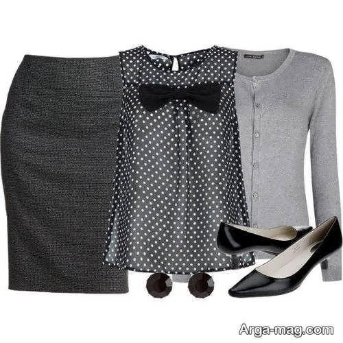 ست لباس مجلسی مخصوص خانم های میانسال