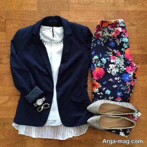 مدل ست لباس برای خانم های میانسال