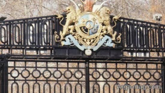 بازدید از کاخ نیاوران و بخش های گوناگون آن