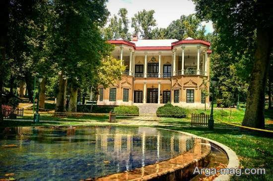 آشنایی با قصر نیاوران تهران