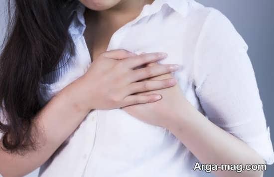عوامل موثر بر ایجاد سوزش نوک پستان