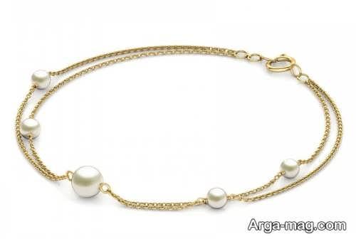 دستبند زنانه مروارید