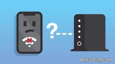دیسکانکت شدن اینترنت موبایل