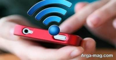 عدم اتصال اینترنت گوشی
