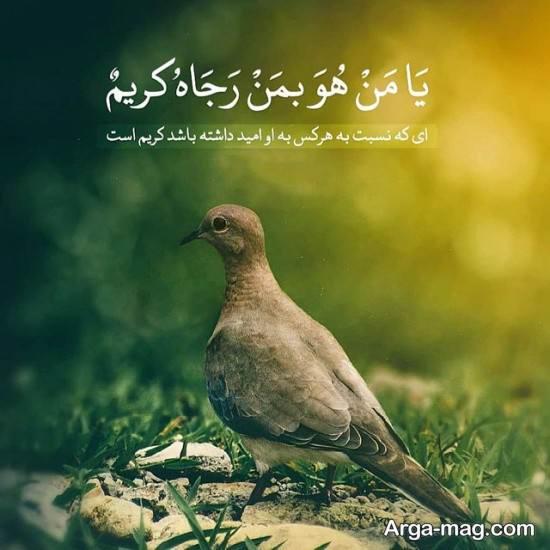 عکس نوشته شیک و زیبا آیات قرآنی