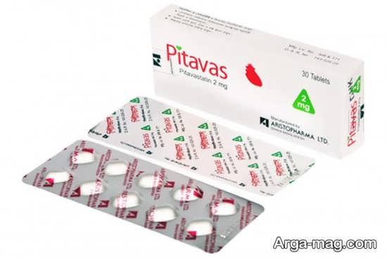 طریقه مصرف داروی پیتاواستاتین