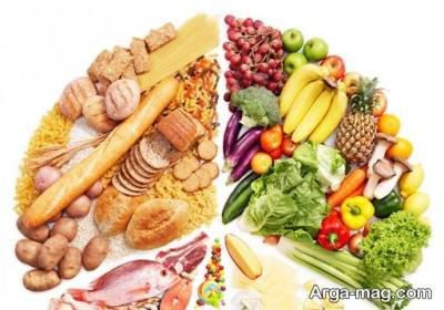 تغذیه سالم و جوانی پوست