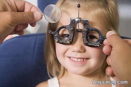 نشانه های وجود مشکل در بینایی کودکان