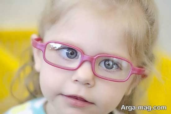 نشانه های رایج اختلال در دید کودکان