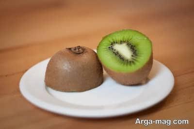 اغزایش سلامتی بدن با مصرف پوست کیوی