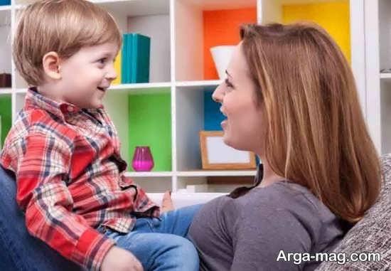 روش های پرورش کودک خوش زبان