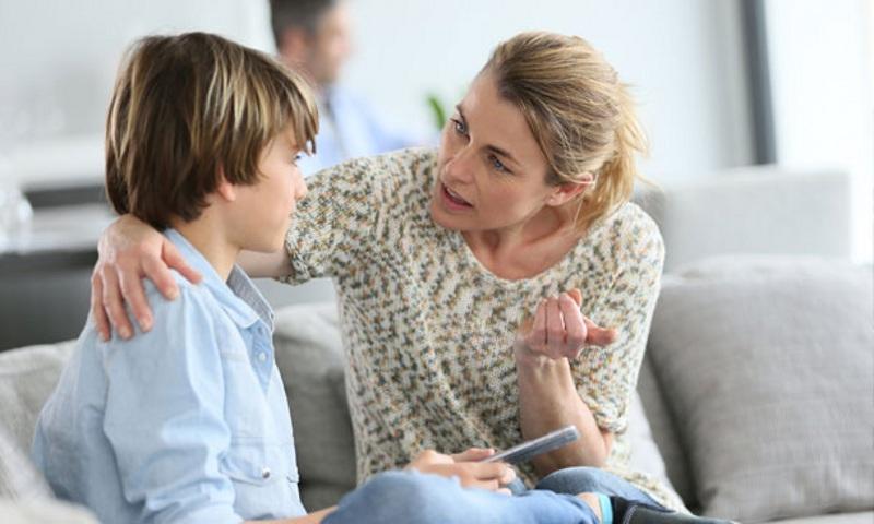 نحوه تربیت کودک خوش صحبت