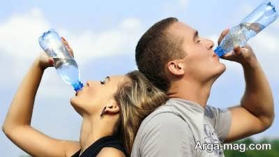 مزایای استفاده از آب در طی روز