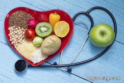 رابطه غذا و تپش قلب