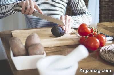 وابستگی غذا و تپش قلب