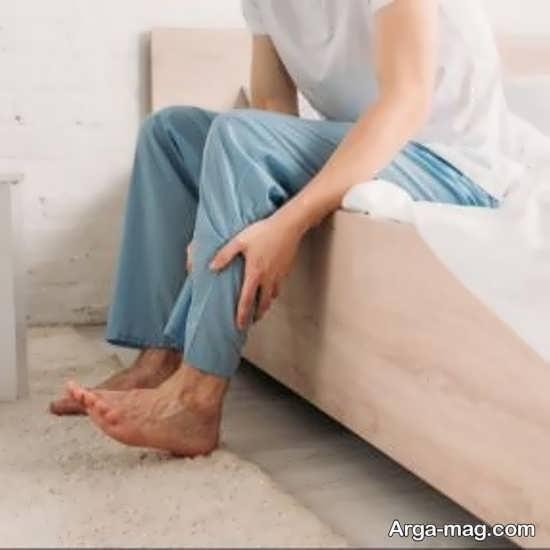 روش های رفع سندرم پای بیقرار در حاملگی