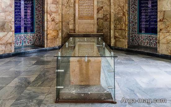 آشنایی با آرامگاه سعدی