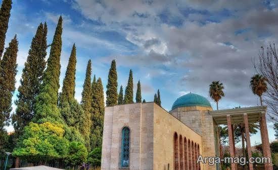 آرامگاه سعدی و تاریخ تاسیس ومعماری آن