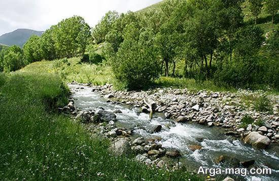 معرفی مکان های گردشگری و زیبای سهند