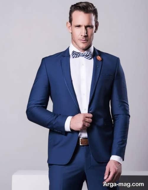 مدل پیراهن و کت مردانه
