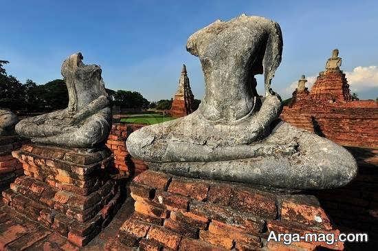 دیدنی های آیوتایا پایتخت سابق تایلند