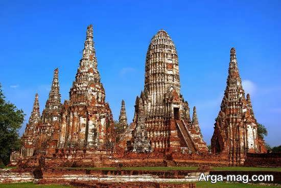 دیدنی های آیوتایا یکی از شهرهای دیدنی و منحصر به فرد تایلند