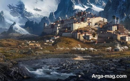 معرفی جاذبه های دیدنی و پربازدید دیدنی های تبت