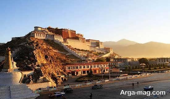 آَنایی با جاذبه های زیبا و طبیعت چشم نواز تبت