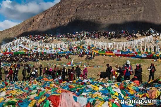 آشنایی با دیدنی های تبت