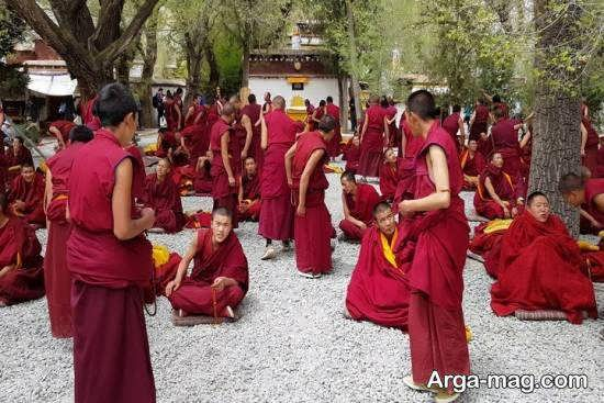 آشنایی با جاذبه های توریستی تبت