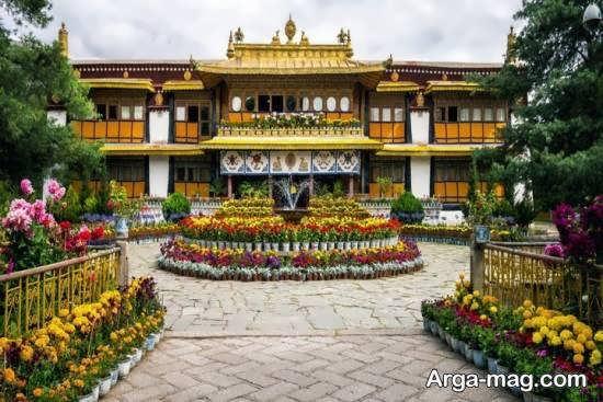 معرفی جاذبه های تماشایی و دیدنی شهر تبت