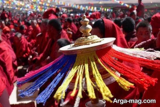 جاذبه های گردشگری تاریخی و طبیعی تبت