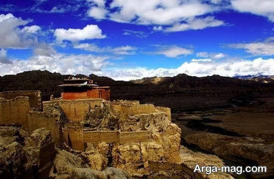 آشنایی با مکان های توریستی تبت