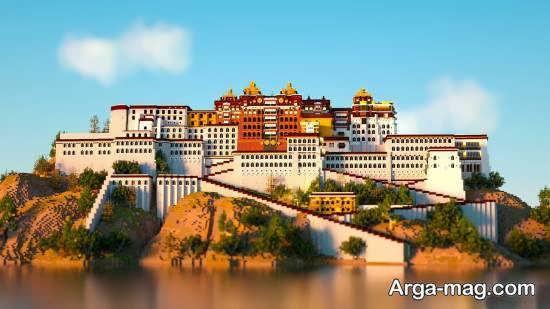 بازدید از جاذبه های توریستی تبت