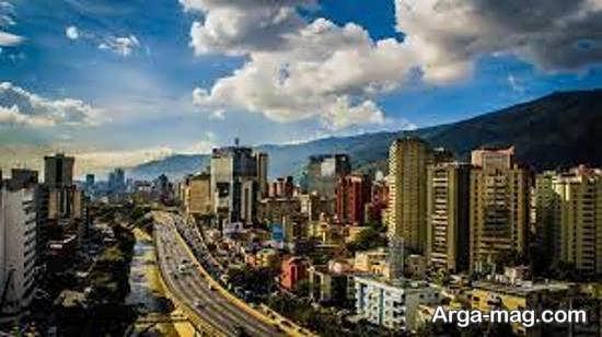 آشنایی با جاذبه های توریستی ونزوئلا