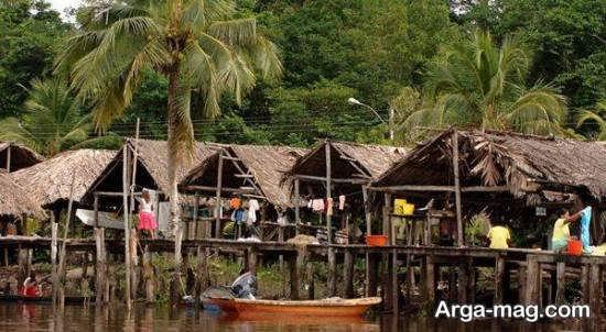 آشنایی با مکان های توریستی ونزوئلا