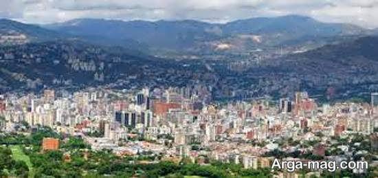 معرفی جاذبه های زیبا و چشم نواز ونزوئلا