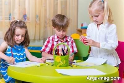 تربیت اجتماعی کودکان
