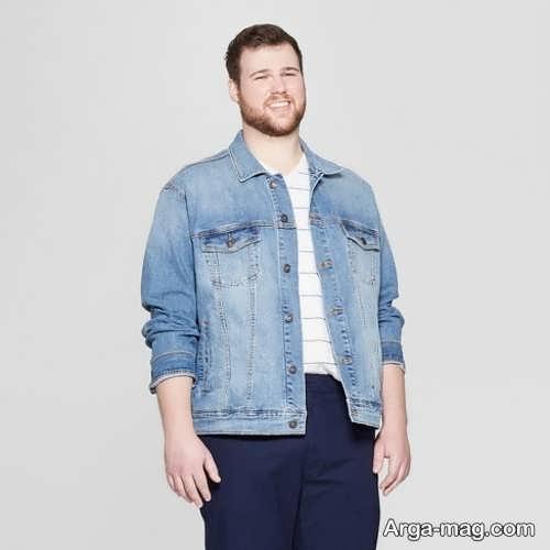 لباس مردانه اسپرت برای افراد درشت