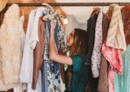 انتخاب لباس بهاری به چه صورت است