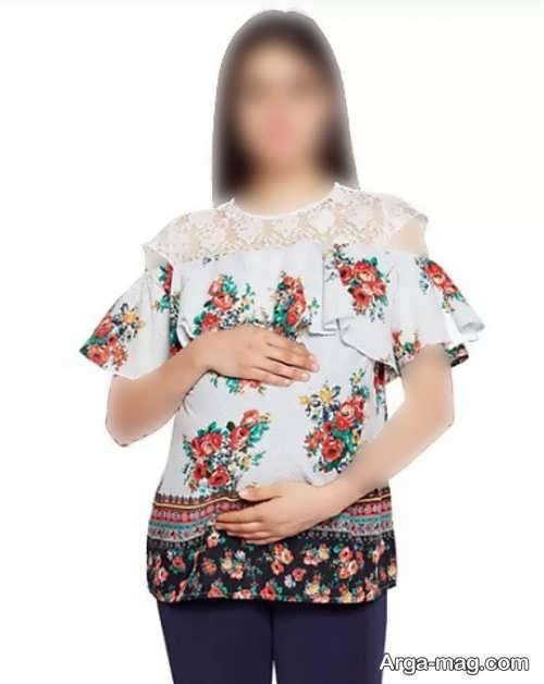 لباس زیبا بارداری