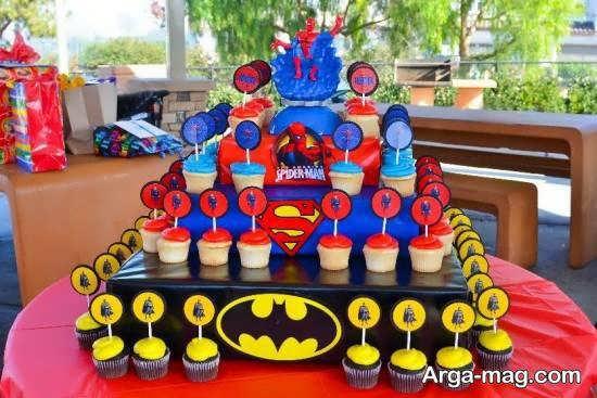 تصاویری شیک از طرح تولد سوپرمن